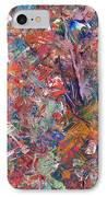 Paint Number 50 IPhone Case by James W Johnson