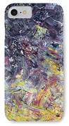 Paint Number 55 IPhone Case by James W Johnson