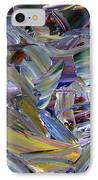 Paint Number 57 IPhone Case by James W Johnson