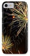 Paint The Sky With Fireworks  IPhone Case