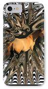 Pale Horse IPhone Case by Aidan Moran