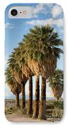 Palm Trees IPhone Case