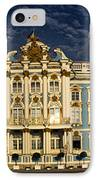 Panorama Of Catherine Palace IPhone Case by David Smith