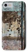 Papers And Inks IPhone Case by Carol Leigh