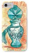 Parfum IPhone Case by Debbie DeWitt