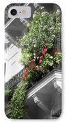 Paris Balcony IPhone Case