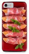 Parma Ham And Melon IPhone Case