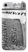 Pass Manchac IPhone Case by Scott Pellegrin