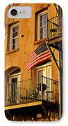 Patriotic IPhone Case by Southern Photo