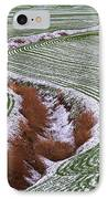 Patterns 2 IPhone Case by Don Hall