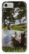 Peaceful View IPhone Case by Robert Bales
