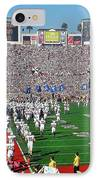 Penn State Rose Bowl IPhone Case by Benjamin Yeager