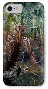 Pepper Creek Palm IPhone Case