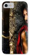 Perseus And Medusa IPhone Case