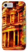 Petra IPhone Case by Catf