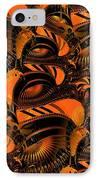 Pharaoh's Dream IPhone Case by Anastasiya Malakhova