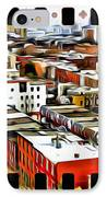 Philly Filmstrip IPhone Case by Alice Gipson