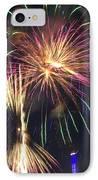 Phoenix Resurrection IPhone Case by Tim Leung