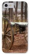 Pickett's Last Hope... IPhone Case by David Bearden