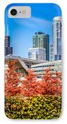 Picture Of Chicago In Autumn IPhone Case by Paul Velgos