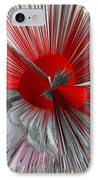 Pinache 1 IPhone Case by Angelina Vick