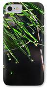 Pine Dew IPhone Case by Melissa Petrey
