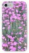 Pink Incarnated IPhone Case