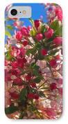 Pink Magnolia IPhone Case by Joann Vitali
