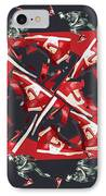 Pipes And Kicks IPhone Case