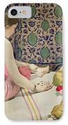 Playing Knucklebones IPhone Case