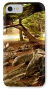 Point Lobos Whalers Cove Whale Bones IPhone Case by Barbara Snyder