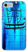 Polynesian Graffiti  IPhone Case by Karon Melillo DeVega