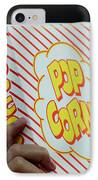 Popcorn IPhone Case by Alan Look