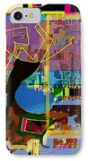 precious is man for he is created in the Divine Image 8 IPhone Case by David Baruch Wolk