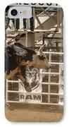Prescott Az Rodeo IPhone Case by Jon Berghoff