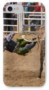 Prescott Rodeo 2014  IPhone Case