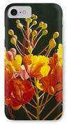 Pride Of Barbados IPhone Case