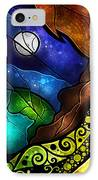 Psalm 91-4 IPhone Case