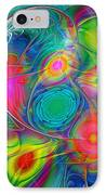 Psychedelic Colors IPhone Case