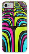 Psychel - 003 IPhone Case by Variance Collections