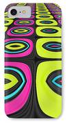 Psychel - 005 IPhone Case by Variance Collections