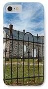 Quaker Meeting House - Warrington IPhone Case