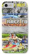 Racing Dreams IPhone Case