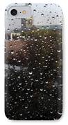 Rain Ride On Subway IPhone Case by Mieczyslaw Rudek Mietko