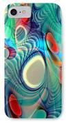 Rainbow Play IPhone Case by Anastasiya Malakhova