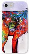Rainbow Warrior - Fox IPhone Case