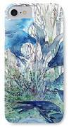 Ravens Wood IPhone Case