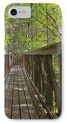 Ravine Gardens - Florida's Hidden Treasure IPhone Case by Christine Till