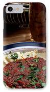 Ravioli IPhone Case by Camille Lopez