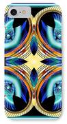 Realization Transformer 4 IPhone Case by Brian Johnson